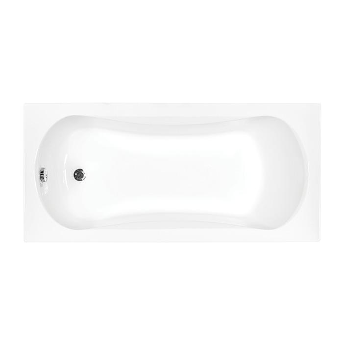Akrylátová obdélníková vana Aria 150 ProSafe (150x70x34 cm | objem: 130 l) | Besco