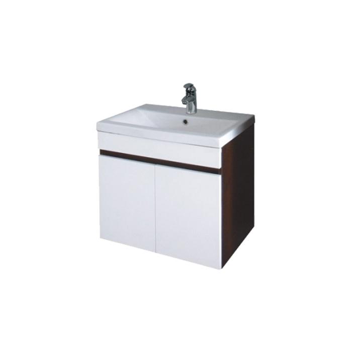 Barcelona 60 (Koupelnová skříňka závěsná s umyvadlem z litého mramoru Barcelona 60)