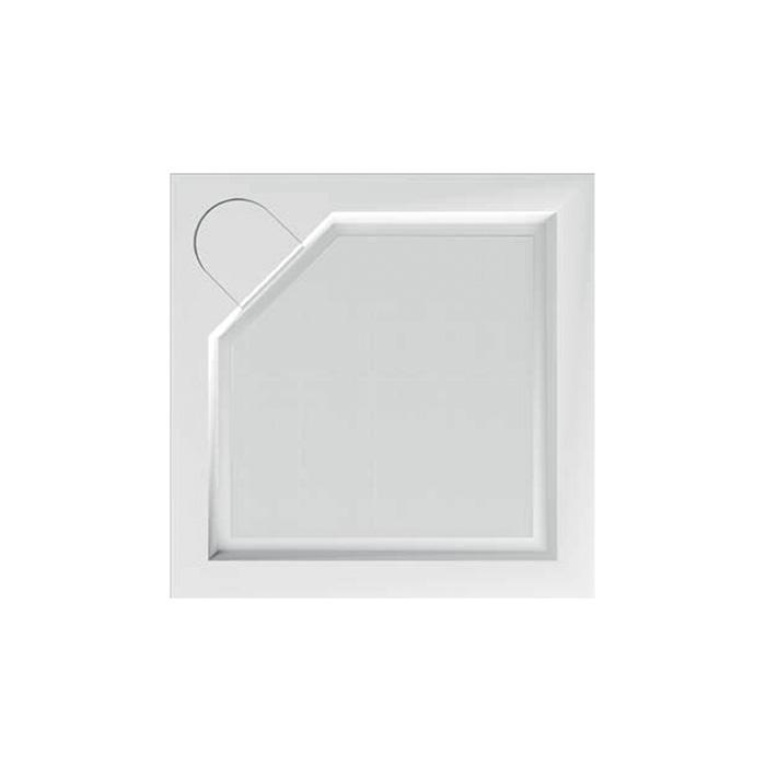Bonn SQ (Sprchová vanička z litého mramoru - čtverec Bonn SQ)