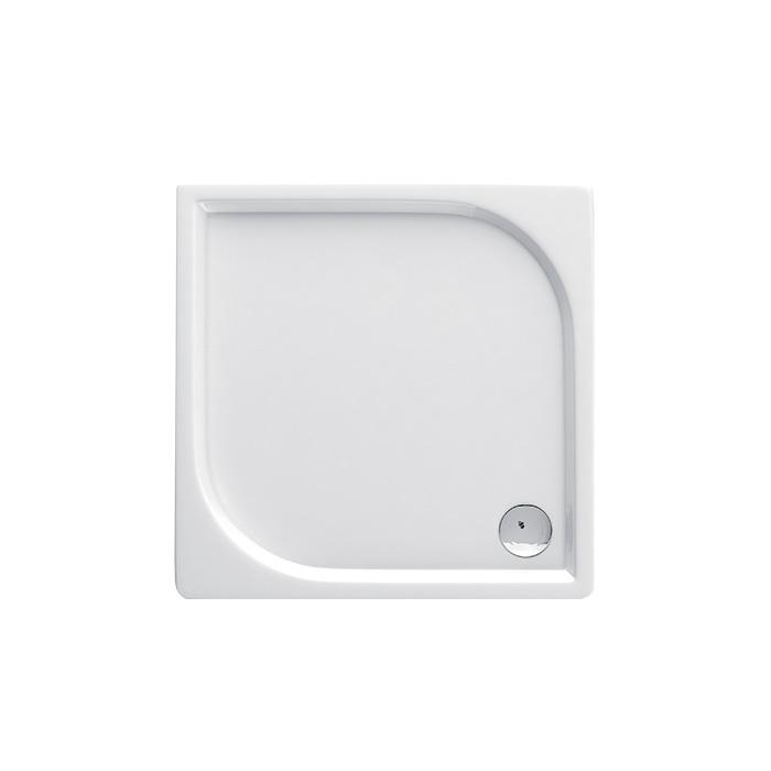 Curych 042B (Akrylátová sprchová vanička nízká - čtverec Curych 042B)