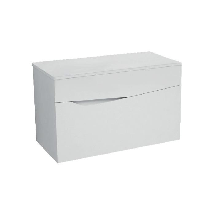 Delta 80 D - DO VYPRODÁNÍ ZÁSOB (Koupelnová skříňka závěsná, zásuvková pod deskové umyvadlo Delta 80 D)