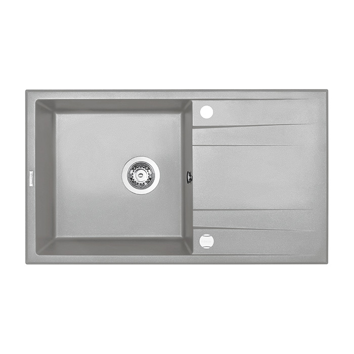 Kuchyňský granitový dřez Ehingen S113 (86x50 cm) | A-Interiéry