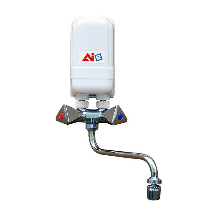 FOB 3.7 / 3.7 kW (Průtokový ohřívač vody beztlaký s vodovodní baterií FOB 3.7 / 3.7 kW)