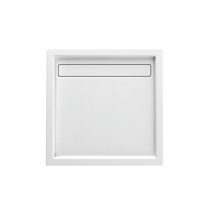 Malaga M 041B (Akrylátová sprchová vanička nízká - čtverec Malaga M 041B)