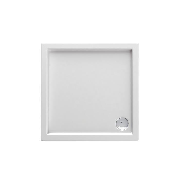 Malaga N 041B (Akrylátová sprchová vanička nízká - čtverec Malaga N 041B)