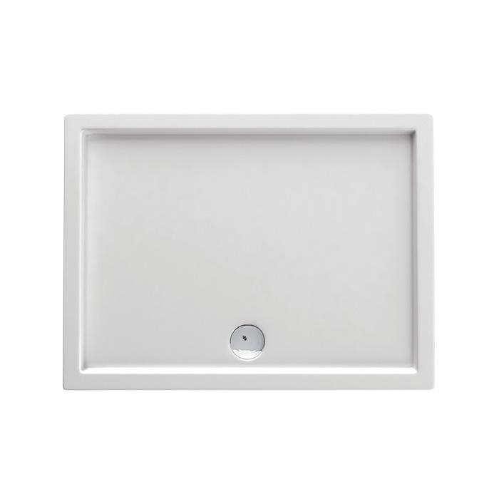 Malaga N 043B (Akrylátová sprchová vanička nízká - obdélník Malaga N 043B)
