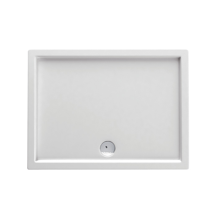 Malaga N 044B (Akrylátová sprchová vanička nízká - obdélník Malaga N 044B)