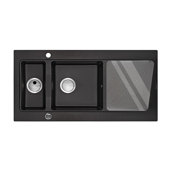 Malibu G513 (Kuchyňský granitový dřez Malibu G513)