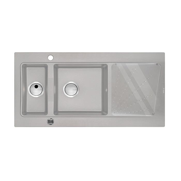 Malibu S513 (Kuchyňský granitový dřez Malibu S513)