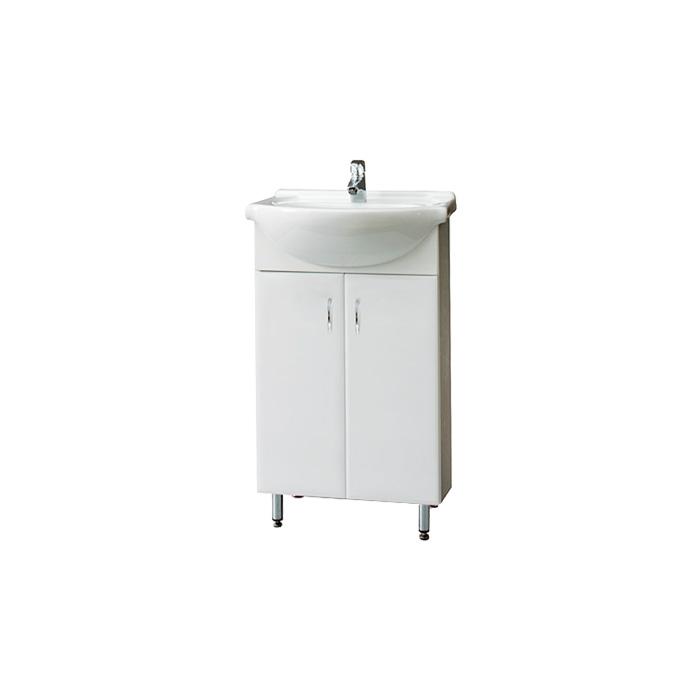 Montreal 50 - DO VYPRODÁNÍ ZÁSOB (Koupelnová skříňka s keramickým umyvadlem Montreal 50)