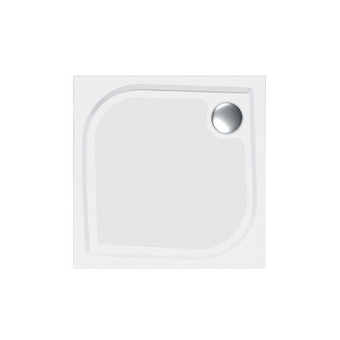 Noris SQ 80 (Sprchová vanička z litého mramoru - čtverec Noris SQ 80)