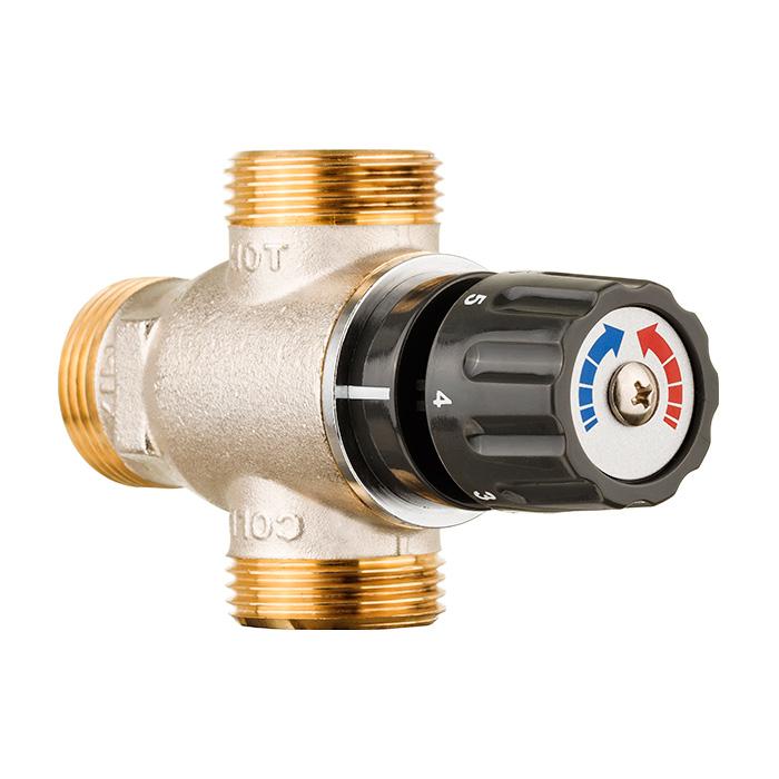 Preston 1X3T (Centrální termostatický směšovací ventil Preston 1X3T)