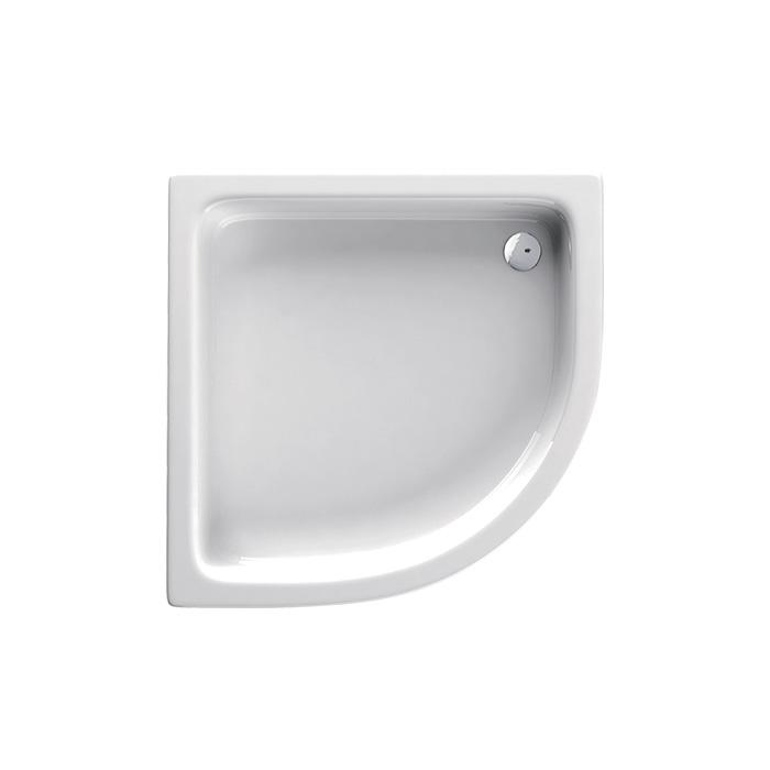 Seattle 031B (Akrylátová sprchová vanička hluboká - čtvrtkruh Seattle 031B)