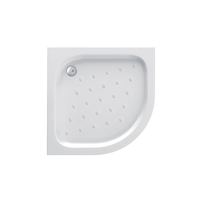 Sheffield 054B (Akrylátová sprchová vanička vysoká - čtvrtkruh Sheffield 054B)
