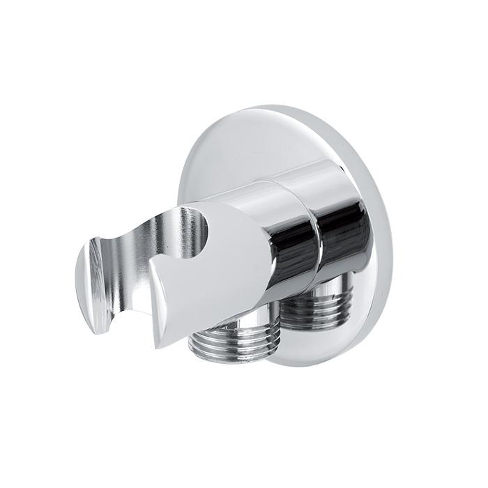 SVRS 051K (Stěnový vývod s držákem ruční sprchy 051K)