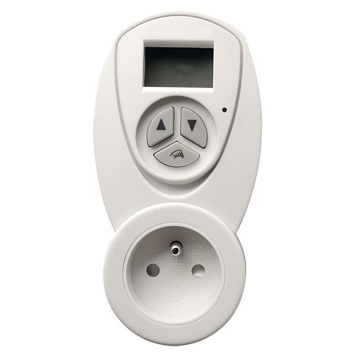TZ63 (Termostat s časovým spínačem ke koupelnovým radiátorům TZ63)