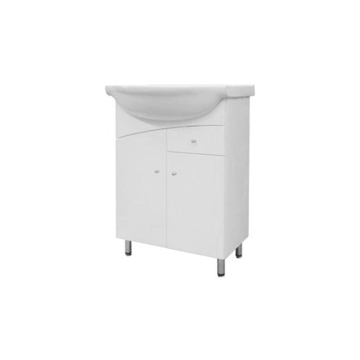 Uno 65 ZV (Koupelnová skříňka s keramickým umyvadlem Uno 65 ZV)